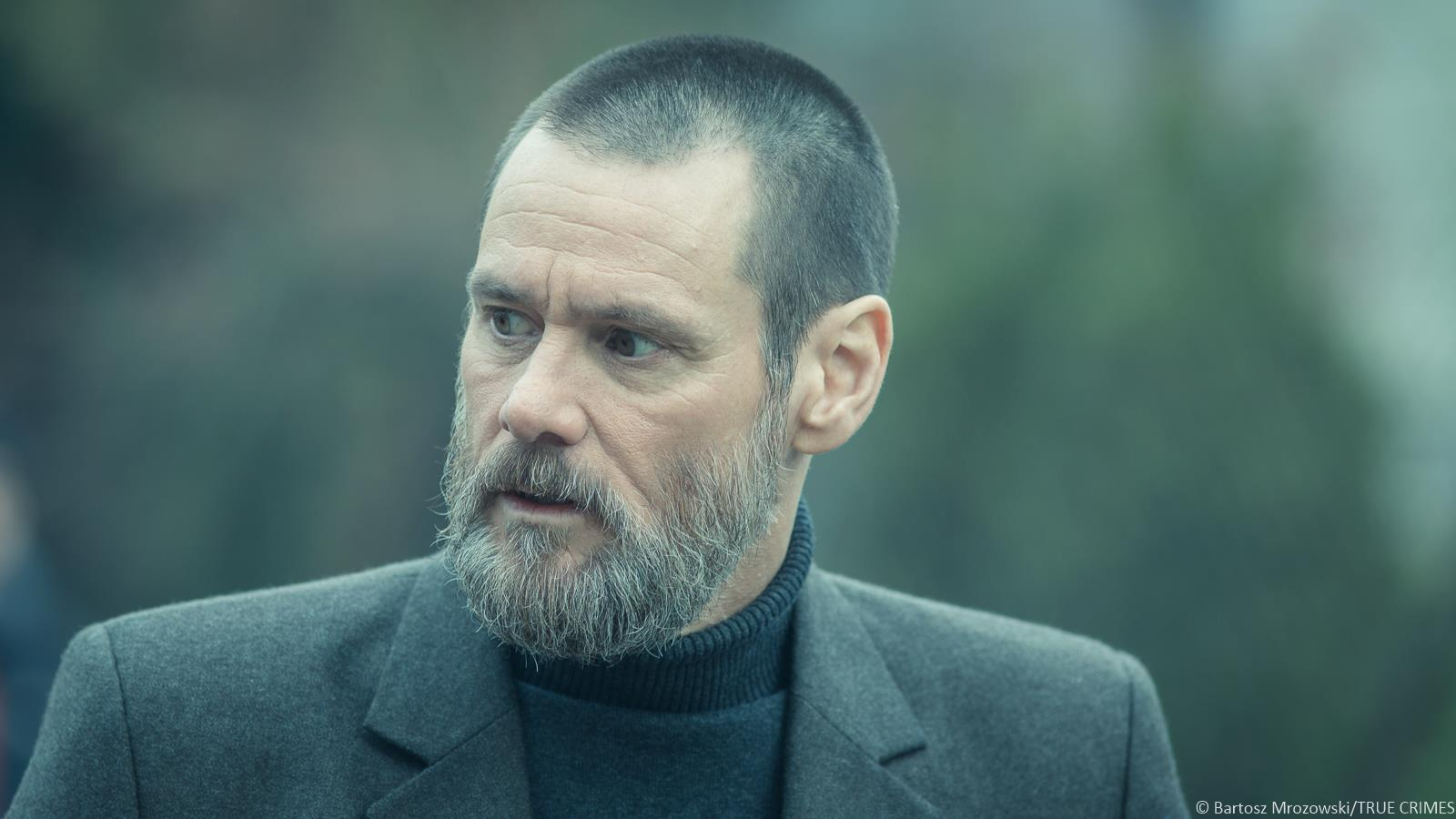 first look jim carrey photos from true crimes jim carrey