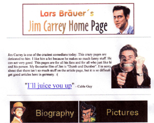 Jim Carrey Online Version 1